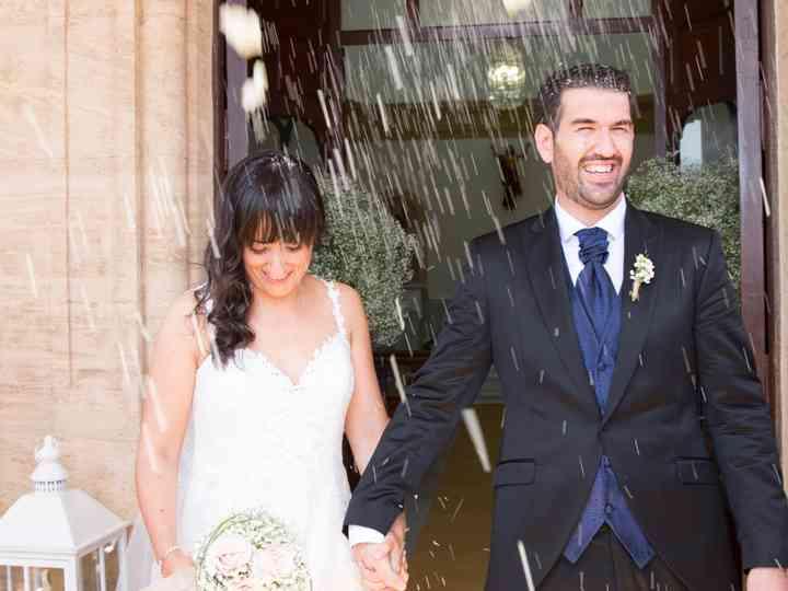 La boda de Virginia y Alejandro