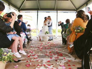La boda de Sebe y Mary
