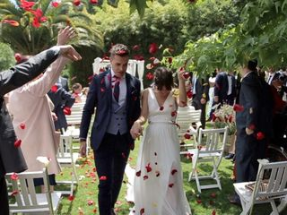 La boda de Jaione y Jonan