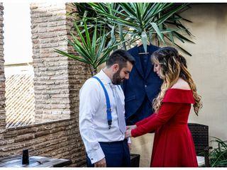 La boda de Estefania y Carlos 3