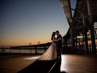 La boda de Estefania y Carlos