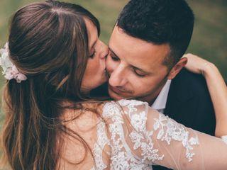 La boda de Jessica y Oliver