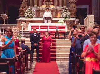 La boda de Cristina y Martín 2