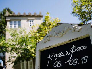 La boda de Kasia y Paco 1