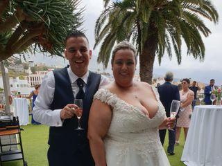 La boda de Iraida y Sergio 2