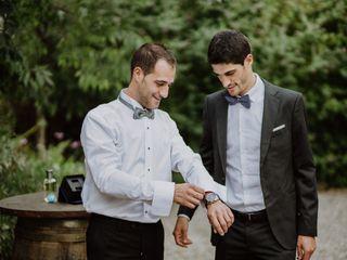 La boda de Tania y Lluis 1