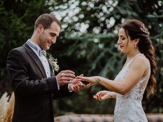 La boda de Tania y Lluis