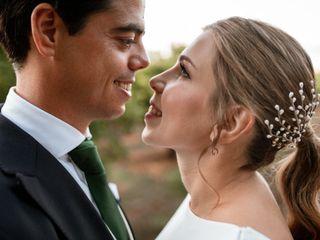 La boda de Simona y Pablo