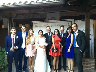 La boda de Carmen y Paco 1