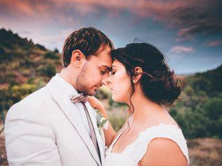 La boda de Abi y Josue