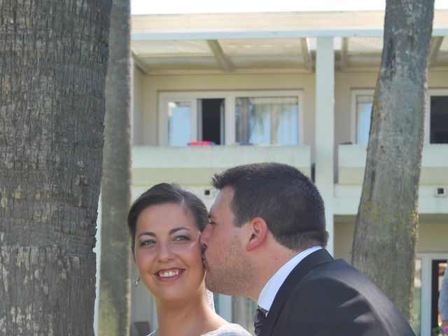 La boda de Lucía y Javier en San Fernando, Cádiz 3