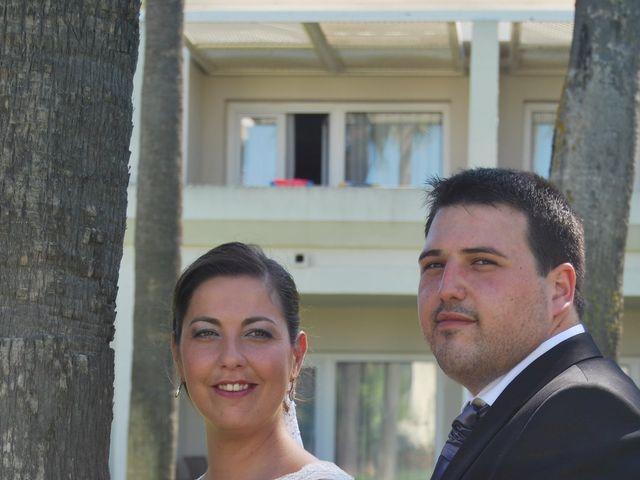 La boda de Lucía y Javier en San Fernando, Cádiz 4