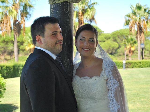 La boda de Lucía y Javier en San Fernando, Cádiz 6