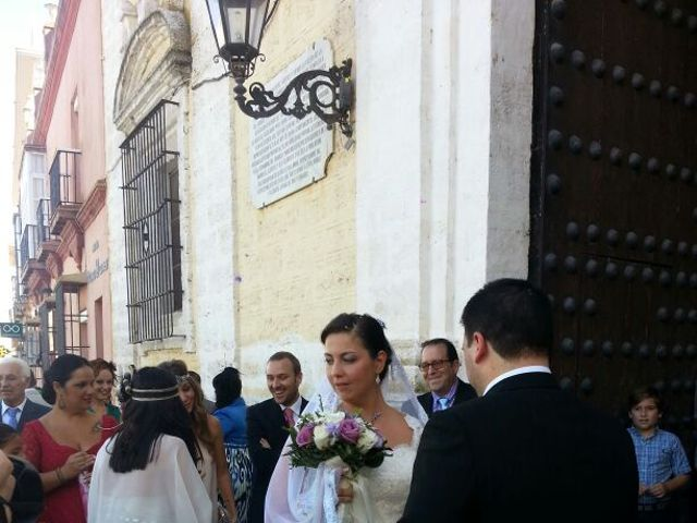 La boda de Lucía y Javier en San Fernando, Cádiz 7