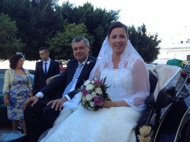 La boda de Lucía y Javier en San Fernando, Cádiz 1