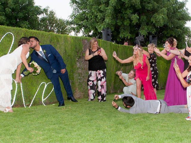 La boda de Carlos y Jenni