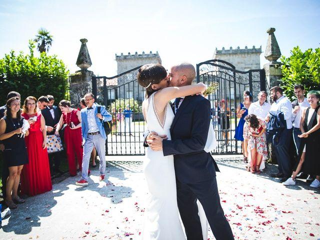 La boda de Alex y Laura en Vigo, Pontevedra 19