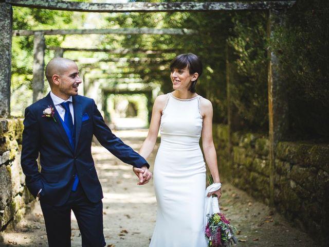 La boda de Alex y Laura en Vigo, Pontevedra 25