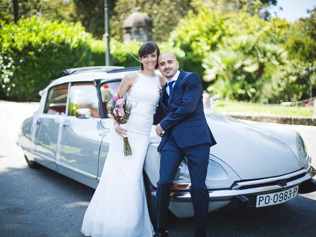 La boda de Alex y Laura en Vigo, Pontevedra 31