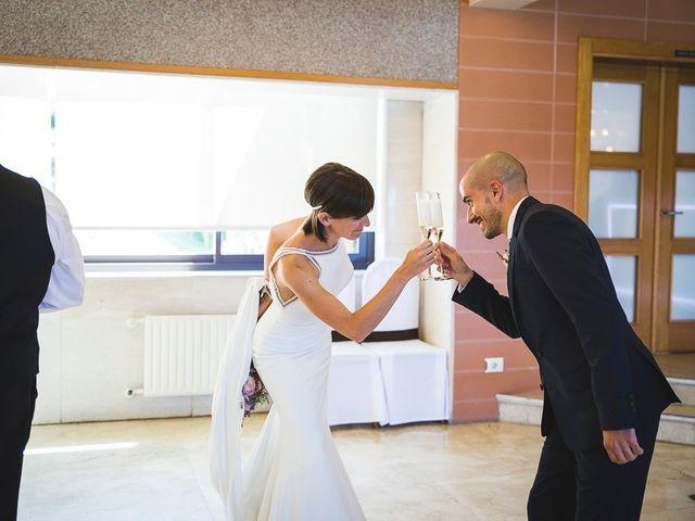La boda de Alex y Laura en Vigo, Pontevedra 41
