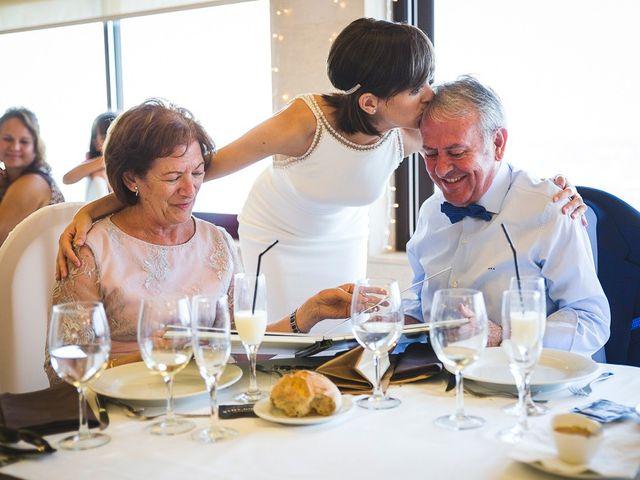 La boda de Alex y Laura en Vigo, Pontevedra 43