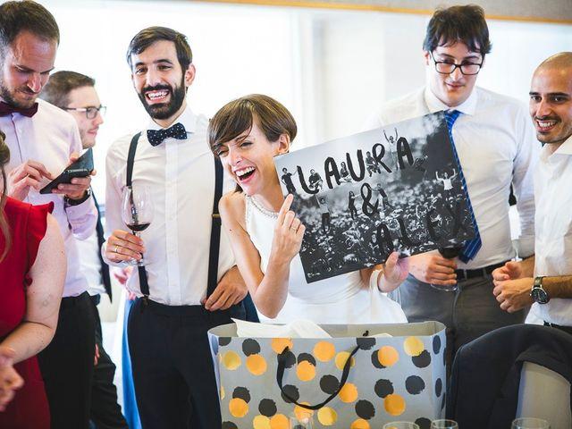 La boda de Alex y Laura en Vigo, Pontevedra 45