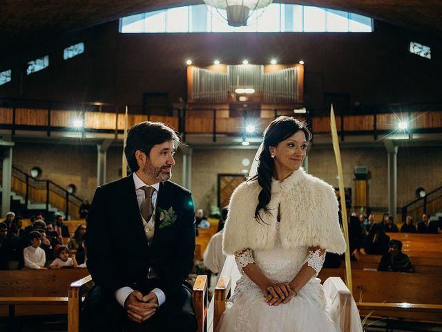 La boda de Luis y Yvonne en Madrid, Madrid 16
