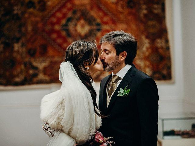 La boda de Luis y Yvonne en Madrid, Madrid 1