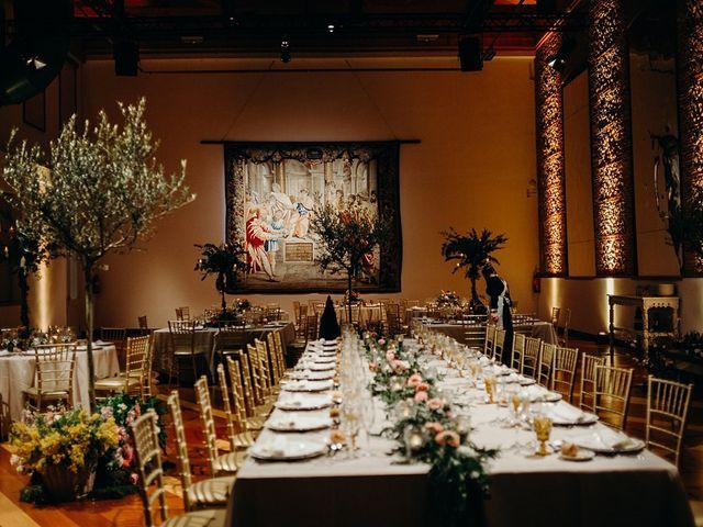 La boda de Luis y Yvonne en Madrid, Madrid 21