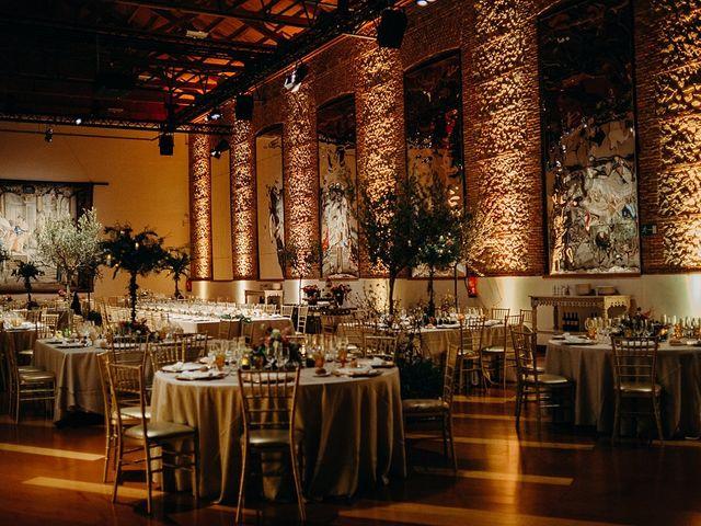 La boda de Luis y Yvonne en Madrid, Madrid 22