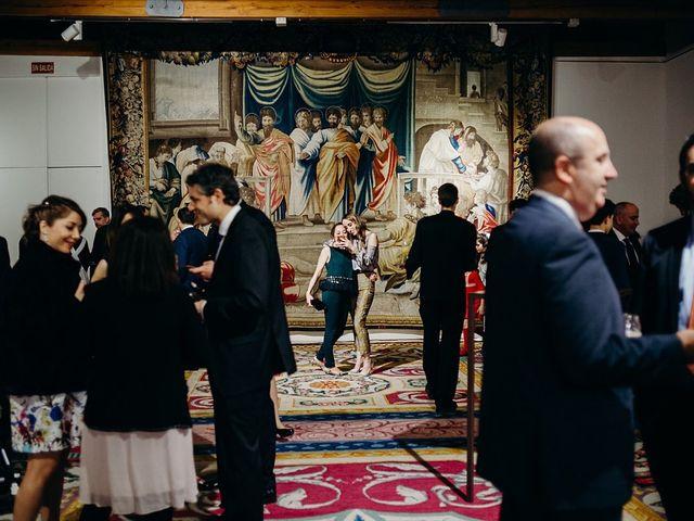 La boda de Luis y Yvonne en Madrid, Madrid 27