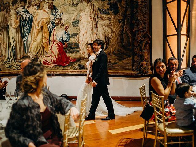 La boda de Luis y Yvonne en Madrid, Madrid 28