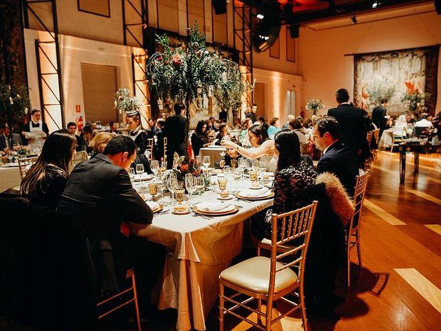 La boda de Luis y Yvonne en Madrid, Madrid 30