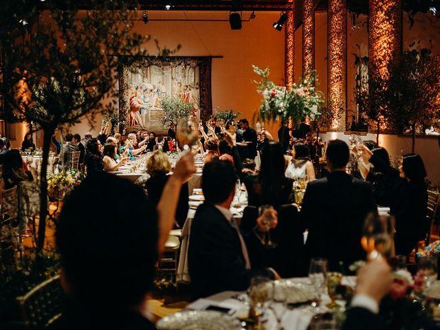 La boda de Luis y Yvonne en Madrid, Madrid 31