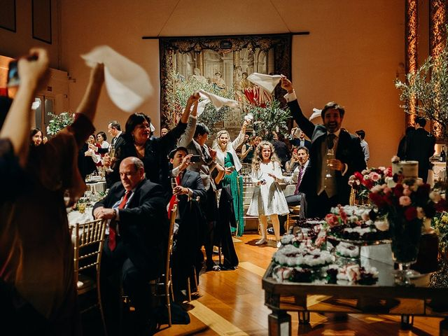 La boda de Luis y Yvonne en Madrid, Madrid 37