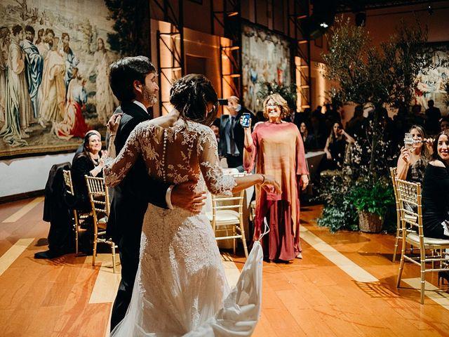 La boda de Luis y Yvonne en Madrid, Madrid 44