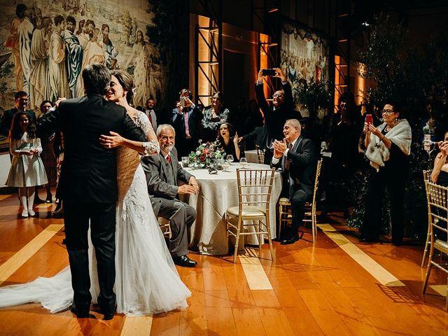 La boda de Luis y Yvonne en Madrid, Madrid 46