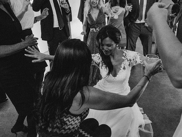 La boda de Luis y Yvonne en Madrid, Madrid 49