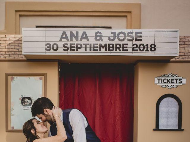 La boda de Jose y Ana en Málaga, Málaga 4