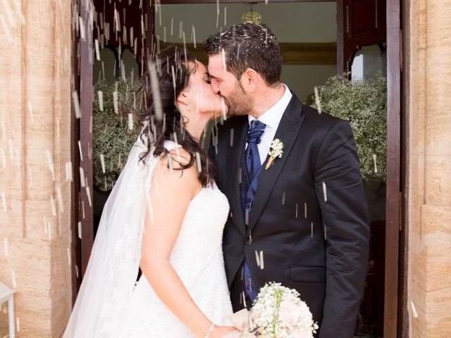 La boda de Alejandro y Virginia en Huercal De Almeria, Almería 1