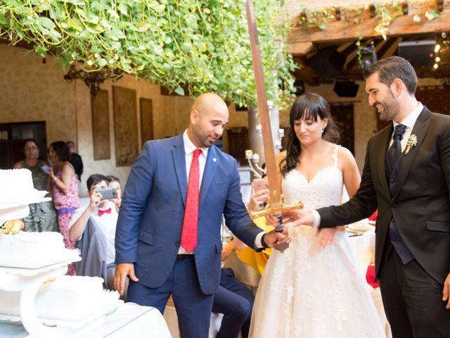 La boda de Alejandro y Virginia en Huercal De Almeria, Almería 13
