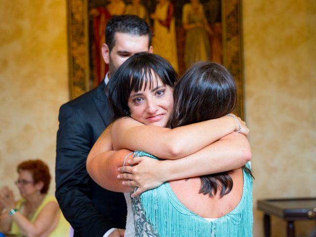 La boda de Alejandro y Virginia en Huercal De Almeria, Almería 17