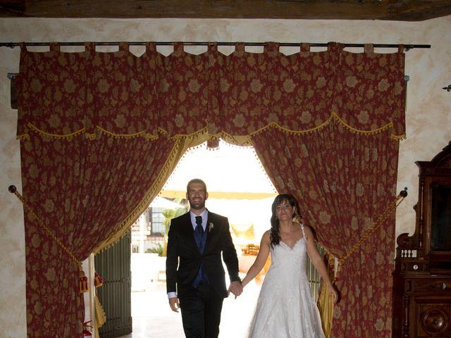 La boda de Alejandro y Virginia en Huercal De Almeria, Almería 19