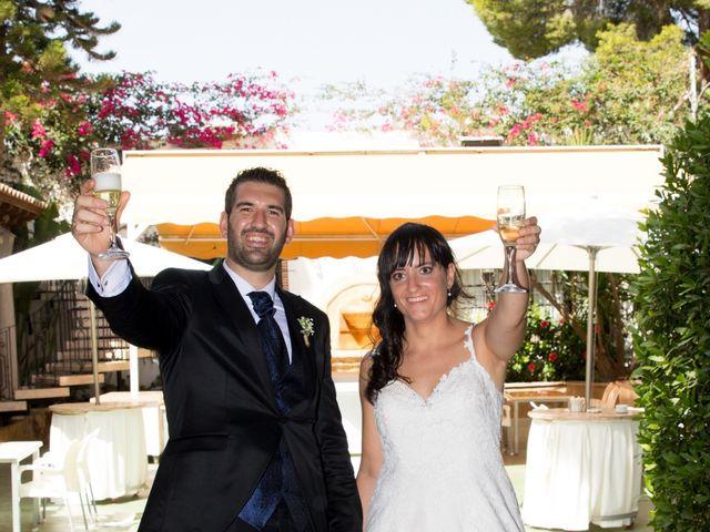 La boda de Alejandro y Virginia en Huercal De Almeria, Almería 20