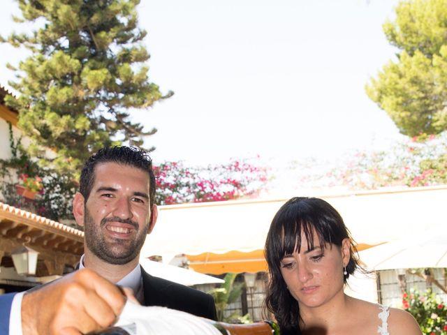 La boda de Alejandro y Virginia en Huercal De Almeria, Almería 21