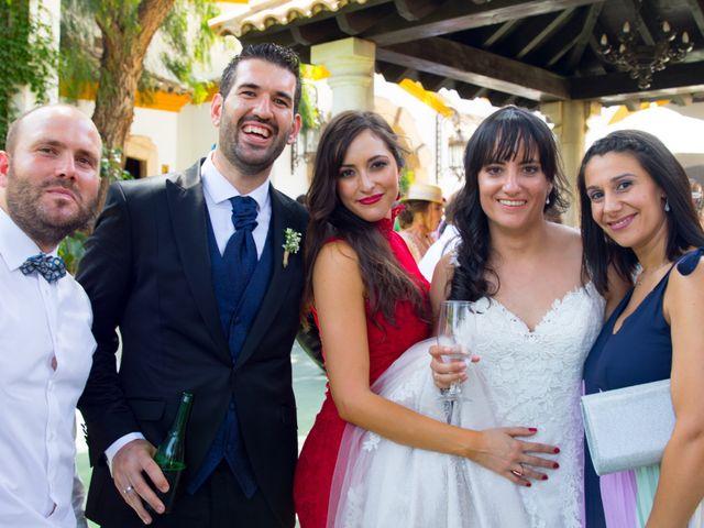 La boda de Alejandro y Virginia en Huercal De Almeria, Almería 22