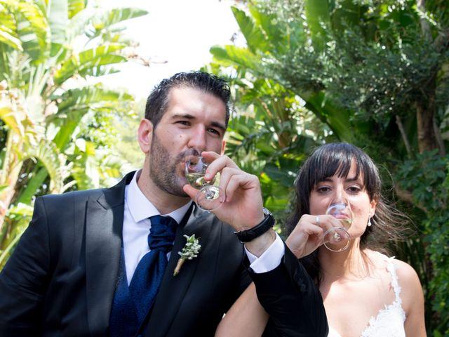 La boda de Alejandro y Virginia en Huercal De Almeria, Almería 23