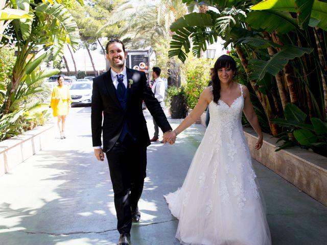 La boda de Alejandro y Virginia en Huercal De Almeria, Almería 25