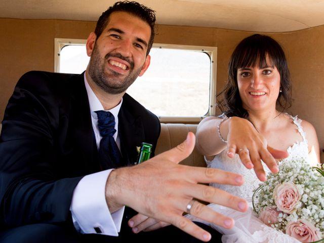 La boda de Alejandro y Virginia en Huercal De Almeria, Almería 29