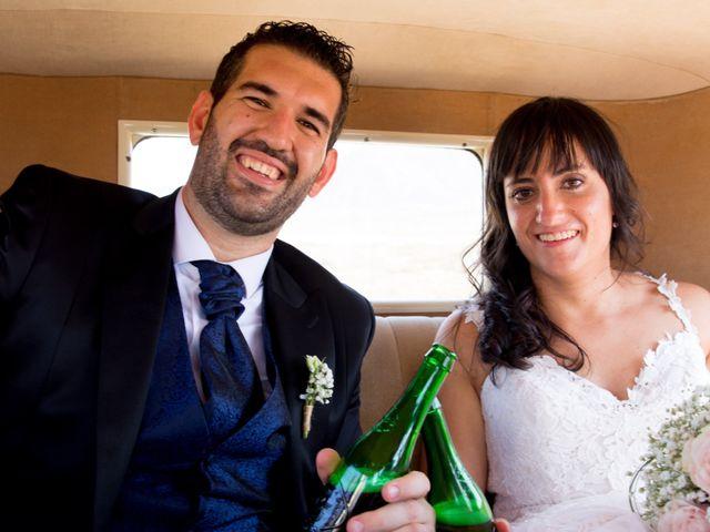 La boda de Alejandro y Virginia en Huercal De Almeria, Almería 30